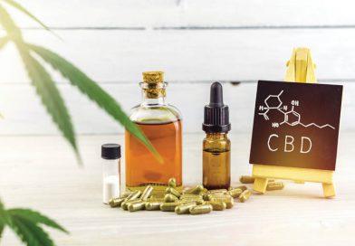 Dozowanie oleju CBD 2.
