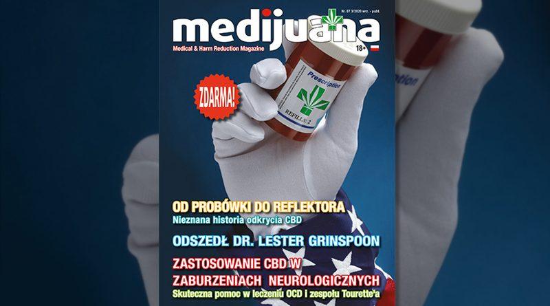 Medijuana Magazine PL #07 (3/2020)